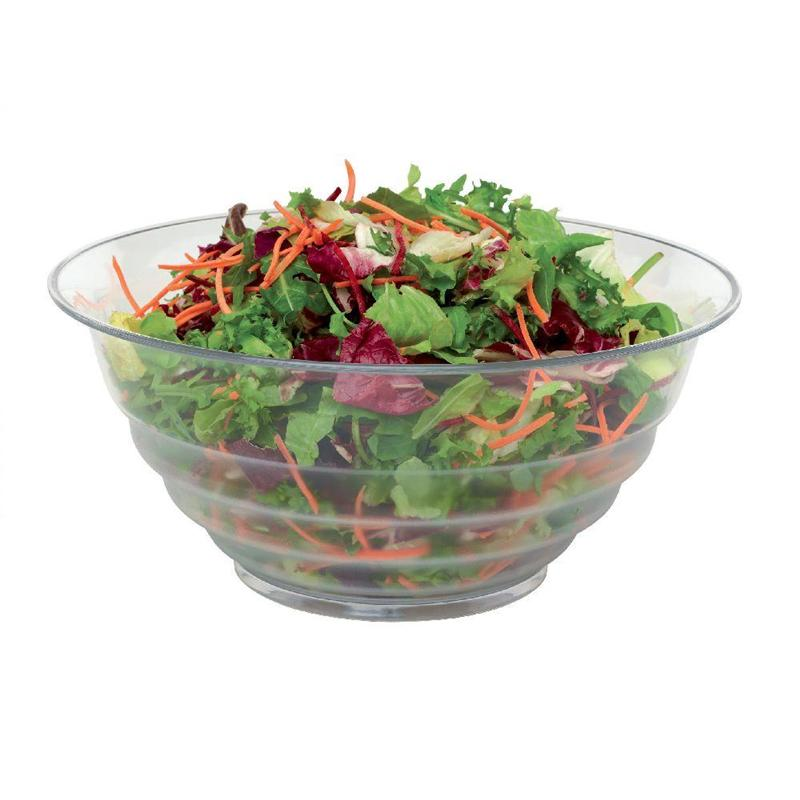 SALAD BOWLS GLASS