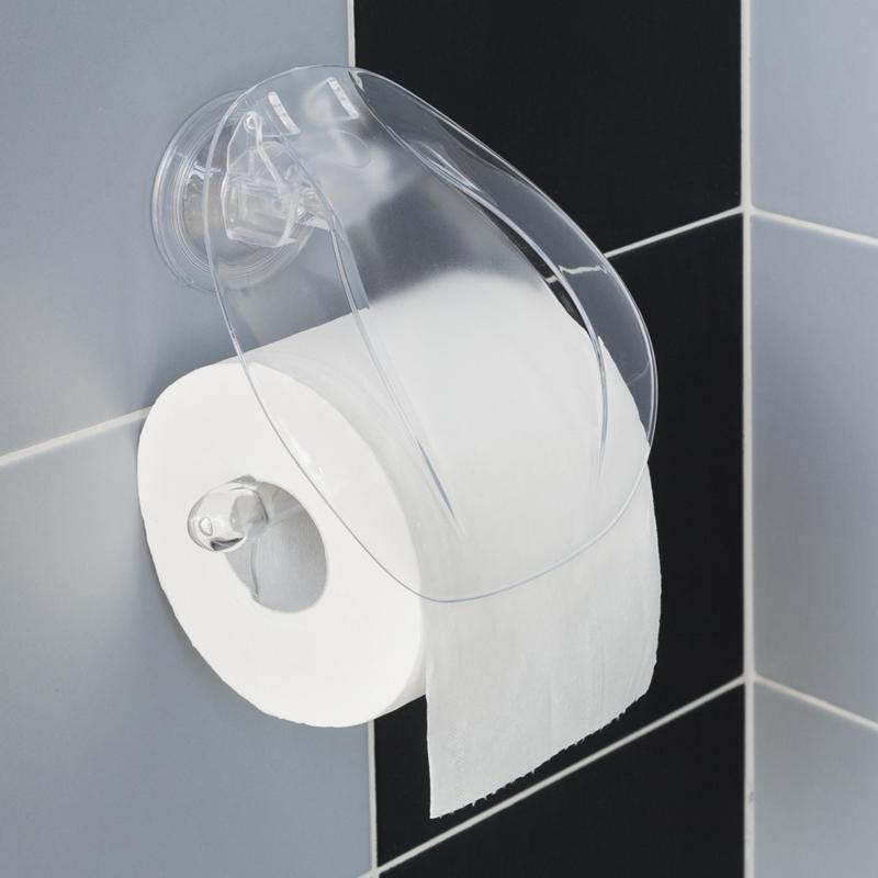 LIGHT TISSUE HOLDER (WITH SUCTION HOLD)