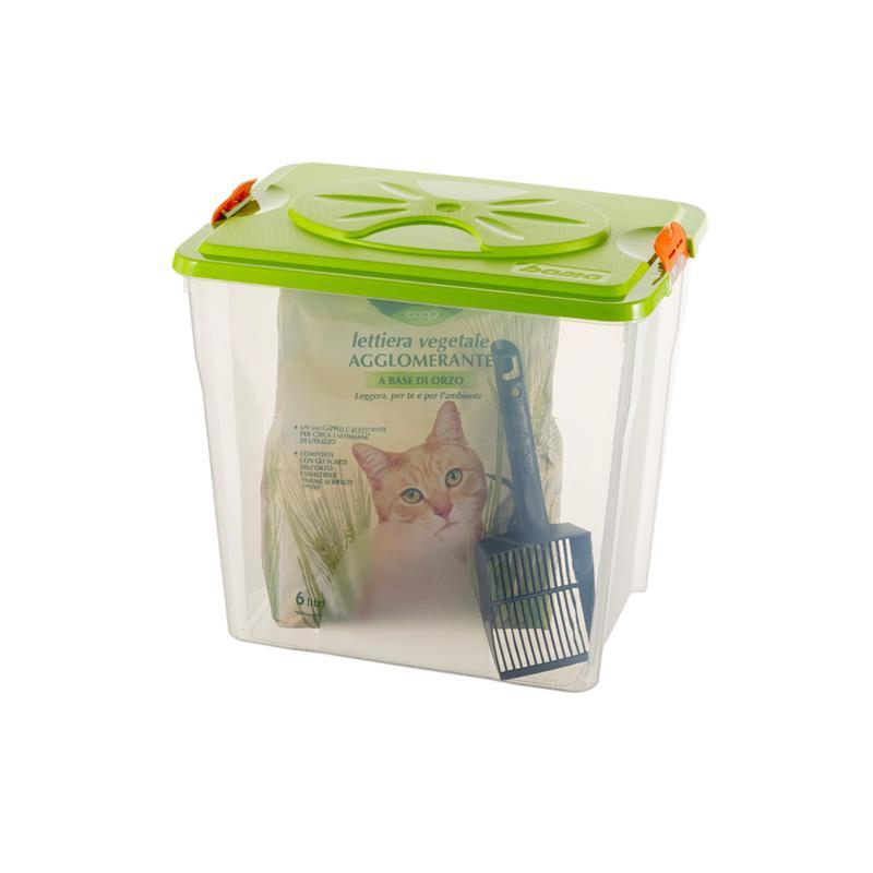 CONTENITORE PLASTICA SIM BOX Lt. 32