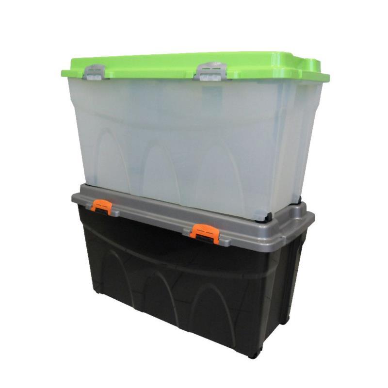CONTENITORI PLASTICA IPERBOX LT. 85
