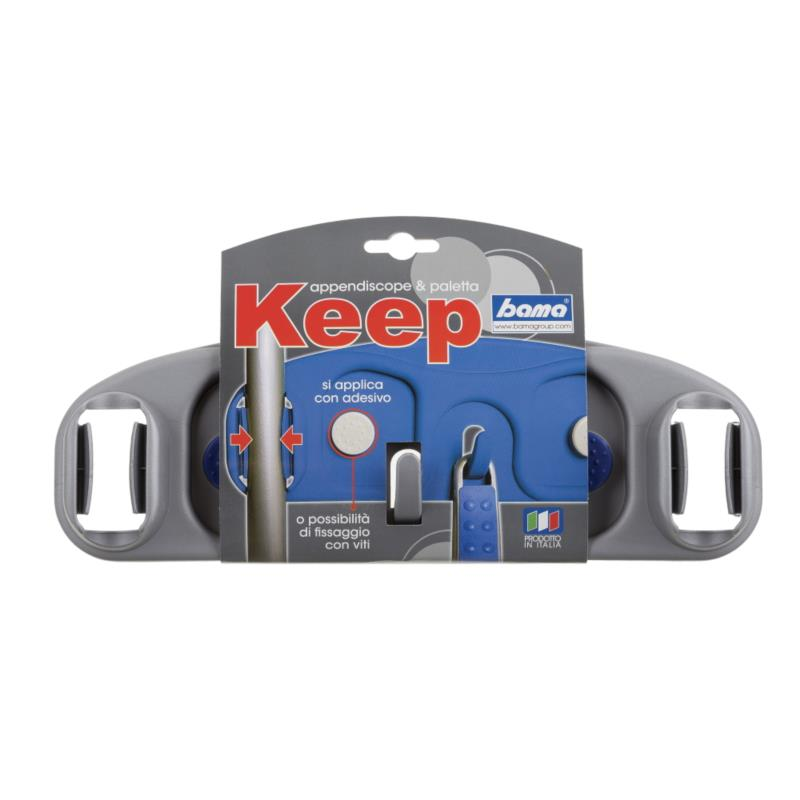 KEEP BROOM HANGER