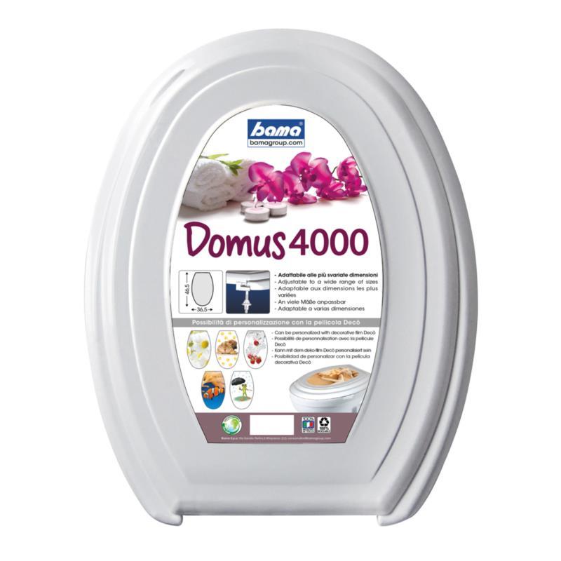 DOMUS  4000 COPRI WC