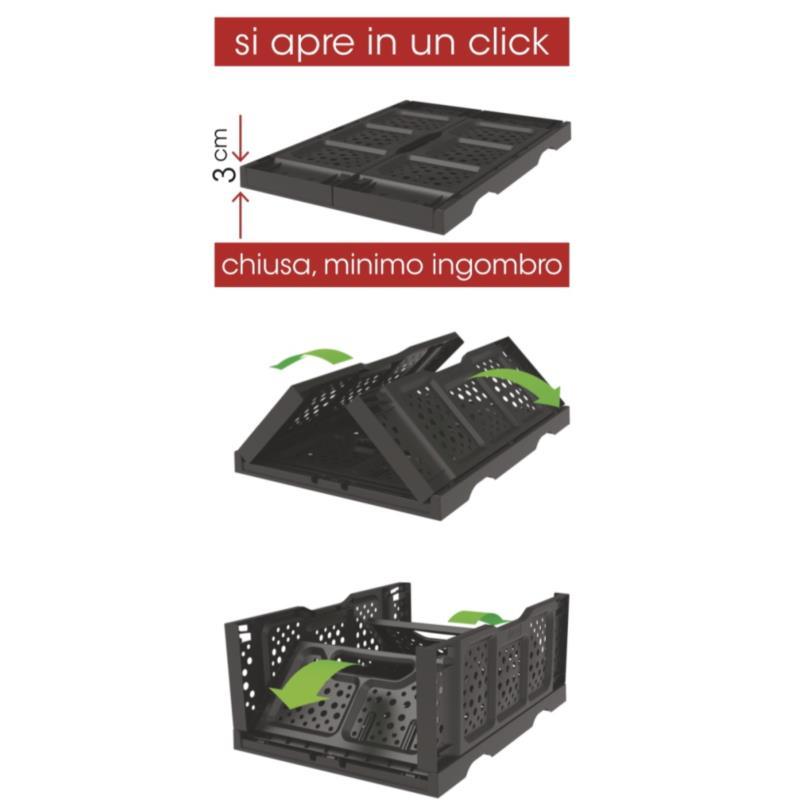 CASSETTA APRI/CHIUDI OPLA'