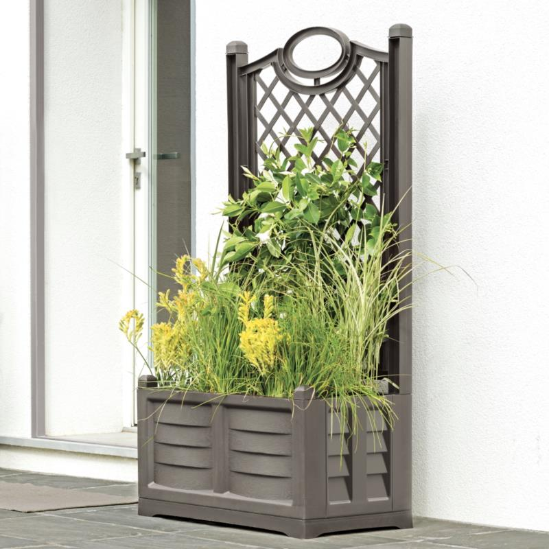 SEPARE' FLOWER BOX WITH ESPALIER