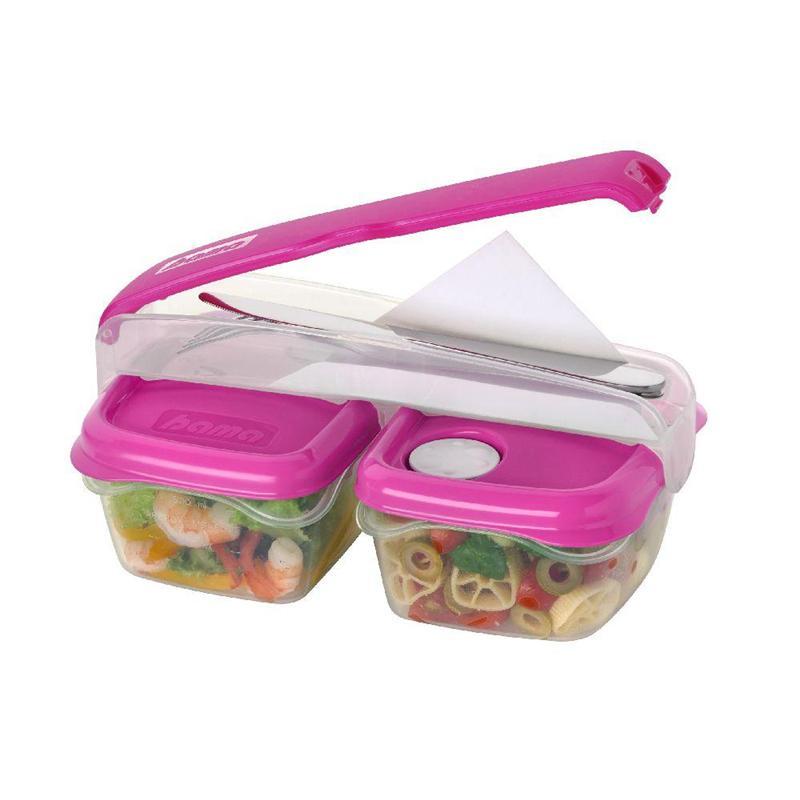 BREAK doppio contenitore con portaposate, Cucina | BamaGroup